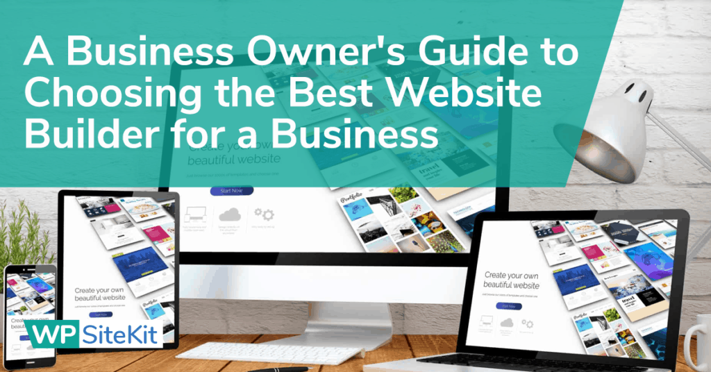 Best Website Builder for a Business